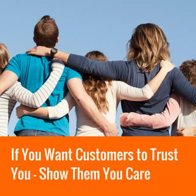 Care for your customers